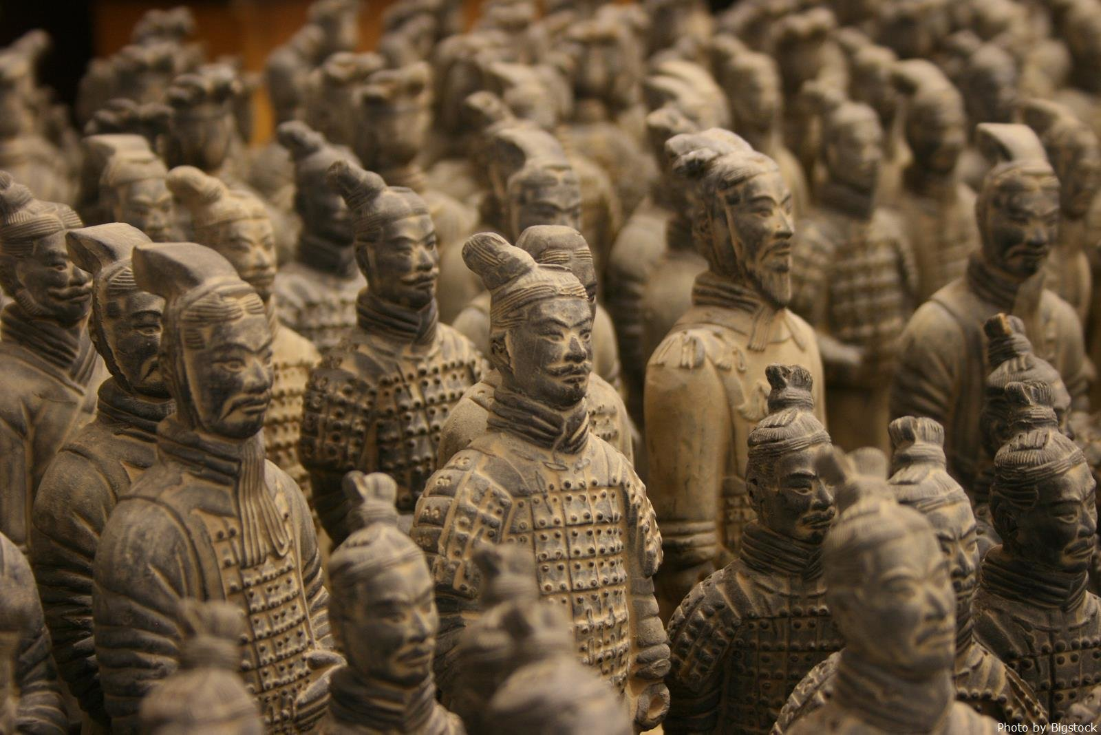 Essay On The Terracotta Army